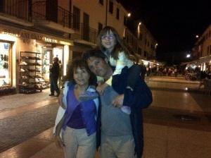 Me Mum and Daisy girl Bardalino x