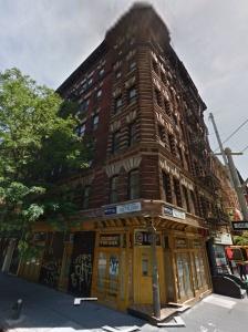 Corner of Bleeker and McDougal Greenwich Village
