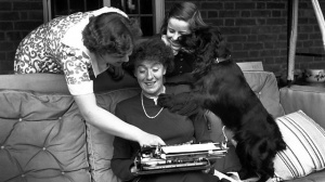 Woman's Hour 1966 Enid Blyton x