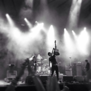 Picture borrowed from Johnny marr website he's currently on tour dates all over. Hope this is ok to post ?