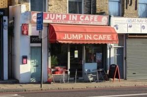 Said happy cafe